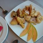 Kaiserschmarren und Schweinebraten: beides super lecker