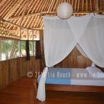 Seaview bamboo bungalow - Interior