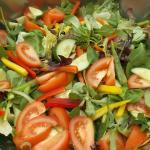 Fork Buffet Salad