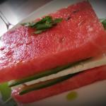 Salade feta, pastèque, menthe ou comment sublimer le plaisir