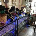Jewelry room