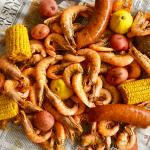 June 30th Shrimp boil