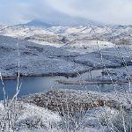 Sonoita Creek Preserve in the winter