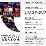 Our 2016-17 Season
