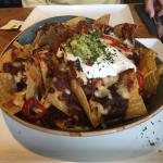 Beef nachos - really good