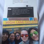 Photo of High Lane Oatcakes