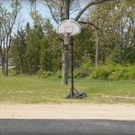 basket ball play area