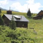 Homes up on Scholfield Pass