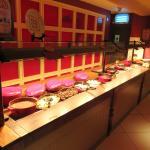 The Toby Carvery breakfast buffet (08/Jun/16).