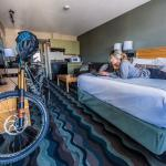 Bike friendly rooms