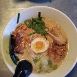 TAJIMA Ramen with Pork Belly - yummy!