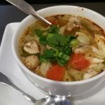 Food pics from Thai Mint