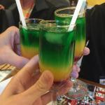 Machu Picchu Drinks