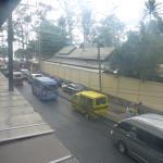 Burasari - Smooth Whisky mood room - view from balcony looking towards Patong Beach