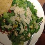 1/2 order Spinach, avocado, romano cheese