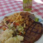 Almoço tradicional - Bbc