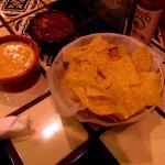 Complimentary Nachos and Salsa
