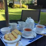 Foto de Parford Well Bed & Breakfast
