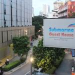 Submarine Guest House Foto