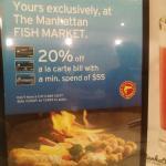 The Manhattan Fish Market Photo