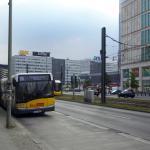 500 meter till TXL-bussen
