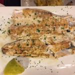 Grilled sea bass - totally avoidable!