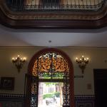 Hall de recepción
