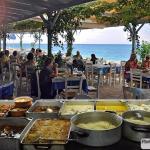 μαγειρευτά και μπροστά στην παραλία