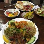 Fresco's Special Vegetarian Dish