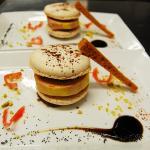 Macaron de foie gras 2