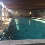 Indoor japanese pool