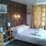 One of our ensuite letting rooms