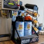 Enjoy fresh free coffee 24 hours a day
