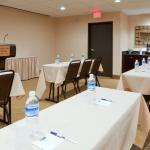 Our meeting room is also perfect for small family gatherings.