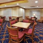 Holiday Inn Express Byron, GA Breakfast Area
