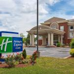 Holiday Inn Express Suites Murphy Foto