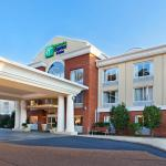 Foto de Holiday Inn Express Hotel & Suites Dillsboro