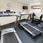 Enjoy a work out in our 24 hour Fitness Center
