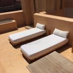 Private deluxe room terrace