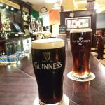 Two fine pints