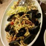 Questo è il piatto che abbiamo diviso in due col menu speciale..superbo!