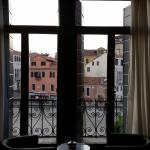 Balcony window in bedroom