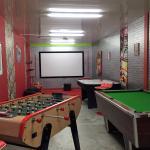 La salle de jeux pour les grands
