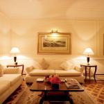 Heritage Suite - Sitting Area