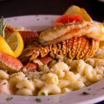 Lobster mac'n'cheese