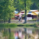 Leśna Fun&Grill od strony Jeziora Długiego