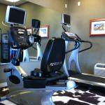 Enjoy an invigorating workout in our on-site Fitness Center