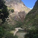 Day 4 - approaching Aguas Calientes
