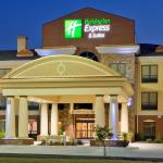 Foto de Holiday Inn Express Hotel & Suites Greenville