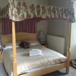 This was the second bedroom we stayed in for the extra night,